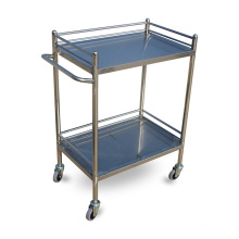 Stainless Steel Medical Trolley Cart For Hospital