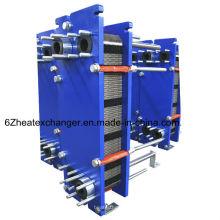 Alfa laval M6 igualmente intercambiador de calor, reemplazar original placa intercambiador de calor