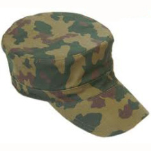 Camo Militery Cap, boné de exército