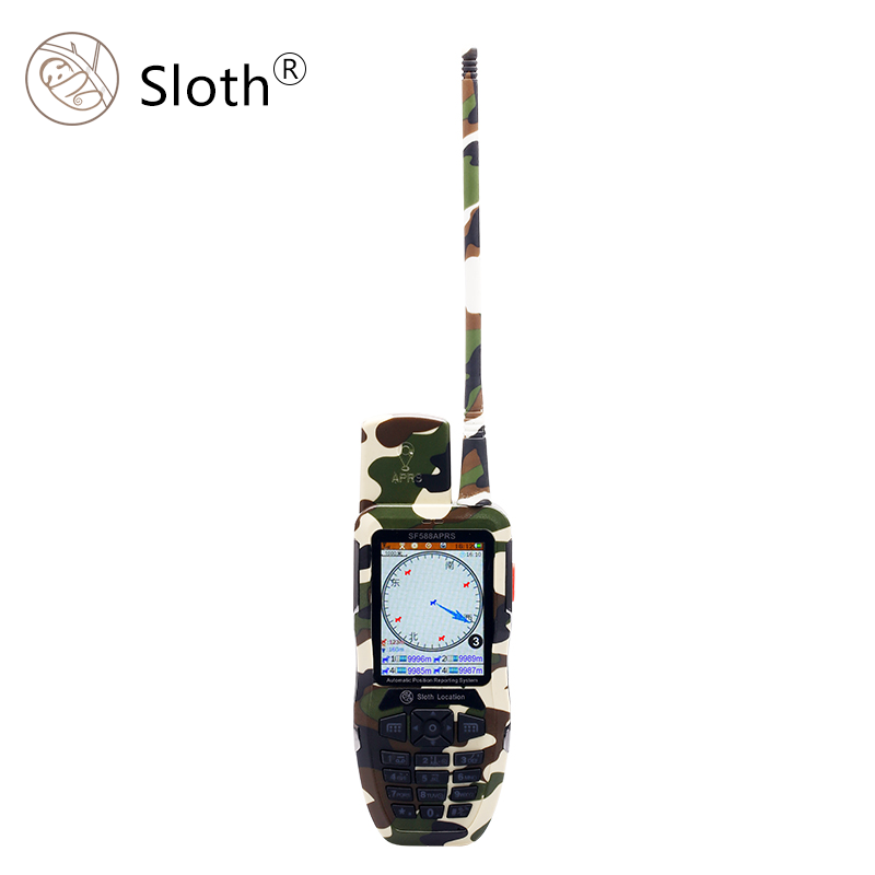 Sloth GPS Track et train de poche