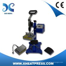 La mejor venta de la máquina de la prensa del calor del casquillo de aire CP3815