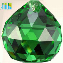 Große dekorative Kristallkugeln