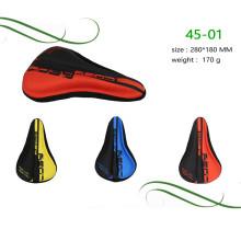 Cubierta de sillín de bicicleta personalizada de 280 mm * 180 mm