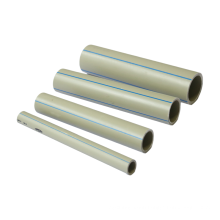 Durable plastic ppr raw material water supply pipe