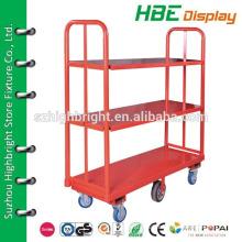 supermarket warehouse U boat stock truck