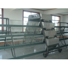 Best-Selling a Type 96 Layers Chicken Cage for Nigeria /Chicken Cage for Tanzania, Kenya, Zambia, Uganda, Africa (factory)