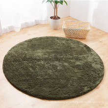 round rubber mat for flooring