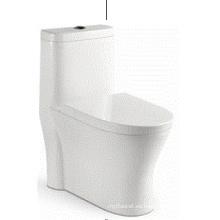 Cuarto de baño Washdown Cerámica One Piece Toilet (6509)