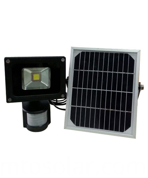 Solar Flood Light for Garden