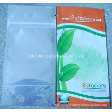 China Factory Wholesale Beautiful Shiny Printed Plastic Bags