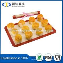FDA многоразового Aniti скольжения не придерживаться силиконовые выпечки мат alibaba cn выпечки мат силиконовые