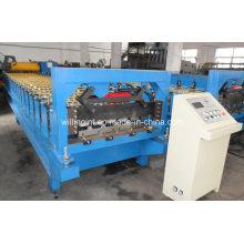 Máquina formadora de rollos de pared de alta velocidad automática