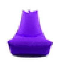420D poliéster tejido baby beanbag silla de alta back bean bolsa de silla