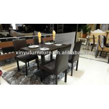 Hotel restaurant wooden restaurant table and chair XDW1012