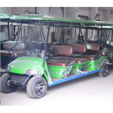 vendita auto golf cart a gas