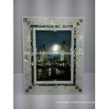 Home Decor River and Seashell Mixed Sexy Photo Frame