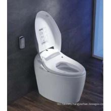 Hot Selling PP/Ceramic Boday Intelligent Toilet (W1504)
