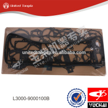 Yuchai yc6L overhaul gasket kit L3000-9000100B