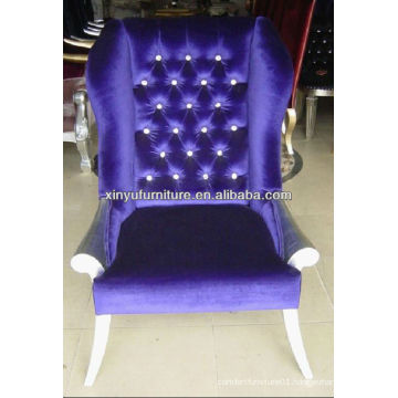 classic soild wooden upholstery chairs XY2441