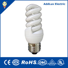 UL 5W 7W 9W 11W espiral ahorro de energía Lámparas 110-240V