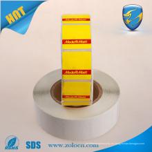 Etiqueta de seguridad RF para la tienda minorista