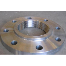 ASME B16.5 Threaded Duplex Stainless Steel Flange