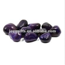 Высокий полированный драгоценный камень камешек камешек камешек