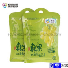 Dried Fruit Shaped Plastic Packaging Bag