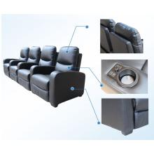 2015 New Design Luxury Home Movie Sofa (B039-S)