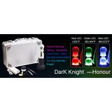 Jomo New E Cig Mods Dark Knight Honour Patent Dry Herb Vaporizer, with Glass Stock Smoke System