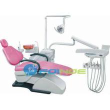 Unité dentaire montée sur chaise (chaise électrique hydraulique) NOM MODÈLE: KJ-915