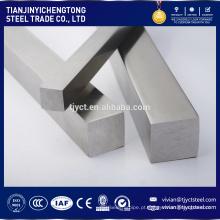 barra quadrada de aço inoxidável / barra oca de aço inoxidável / barra 304 de aço inoxidável