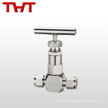 Top selling quality motorized flange end needle valve