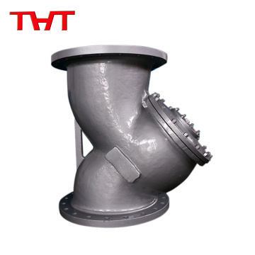Nominal pressure canning automatic strainer valve
