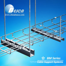 Zinc Plated Wire Mesh Cable Tray with Ex-factory Price