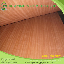 Size 1220X2440X2.3mm Sapele Fancy Plywood with Good Quality and Price
