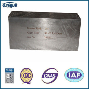 ASTM B381 Titanium Block Hot-selling