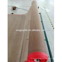 Hot china productos venta al por mayor teflón cinta transportadora precio