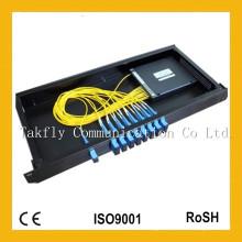 1310 8 Channels Fiber Optic CWDM,MUX/DEDUX