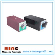 Flat Type Magnetic Base (Suction 150 kg)