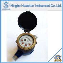 Medidor de água em latão / Multi Jet Dry Tipo Medidor de água / Medidor de água da classe B