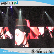 2014 China Hot Product HD Large P6 P3 indoor Stage LED Video Wall For Concert