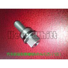Titanium anti-theif wheel hub bolt M14*1.5/1.25