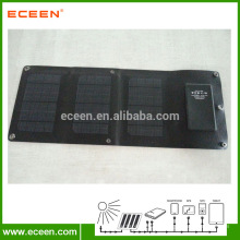 12 mois de garantie Chargeur solaire portable haute qualité imperméable à l'eau