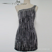 2016 Heavy Beading Dress Mini Sexy Dress Backless Evening Dress