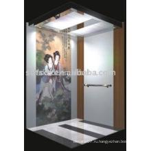Пассажирский жилой жилой лифт с малым машинным залом менее используют технологию Японии (FJ8000-1)