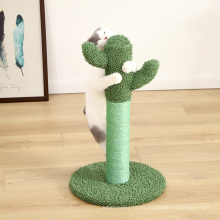 Stability Fur Toweling Material Modern Cactus Cat Tree House