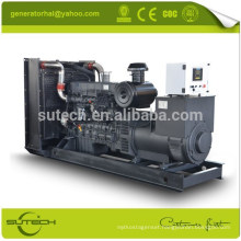 250kva generator set powered by China shangchai engine with low price and good service(hot sale)