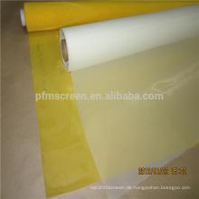 Monofilament-Polyester-Druck-Maschen-Gewebe des Polyester-72T / Stoff / Netz