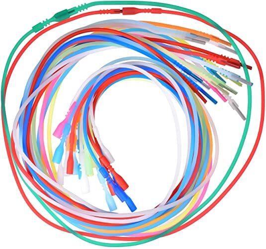 Tubing Cord Necklaces